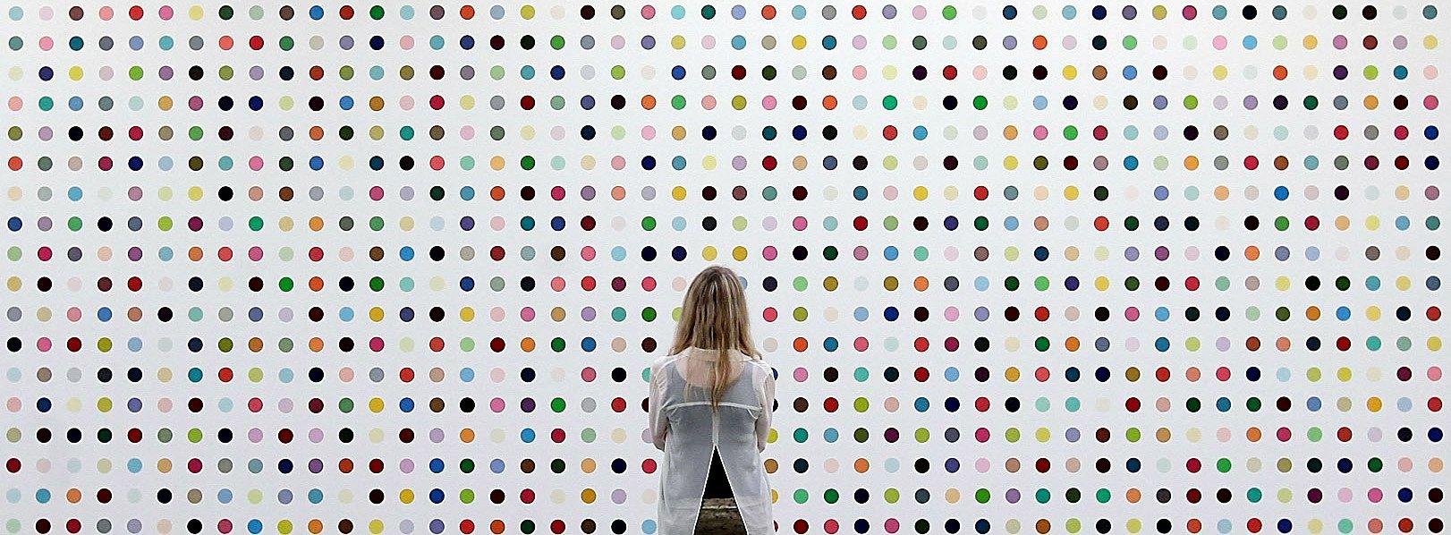 Damien Hirst - Dots
