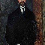Amedeo Modigliani - Portrait de Paul Alexandre