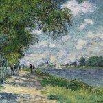 Claude Monet - La Seine à Argenteuil