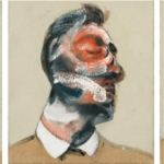 Francis Bacon - Three studies for portrait of George Dyer