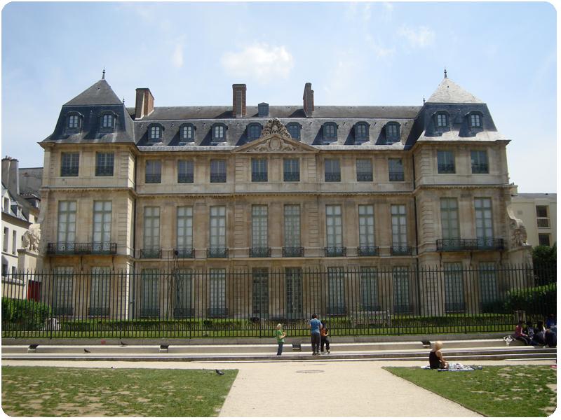 Musée Picasso Parigi