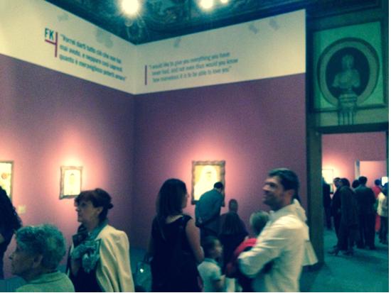 Frida Kaholo e Diego Rivera a Palazzo Ducale di Genova