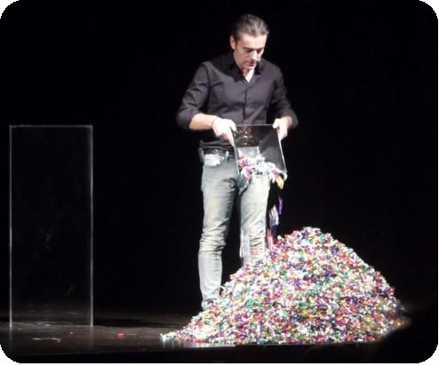 Carlo Vanoni - L'arte è una caramella