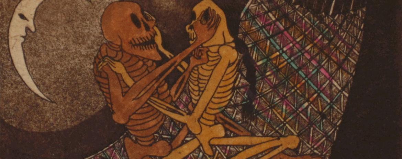 Due scheletri si amano
