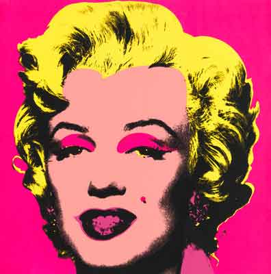 La Marilyn di Andy Warhol