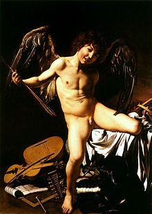 Amor vincit omnia - Michelangelo Merisi detto il Caravaggio
