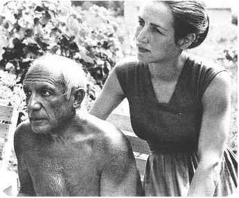 Dora Maar con Pablo Picasso