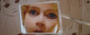 "Un immagine tratta dal film ""Big Eyes"" di Tim Burton"