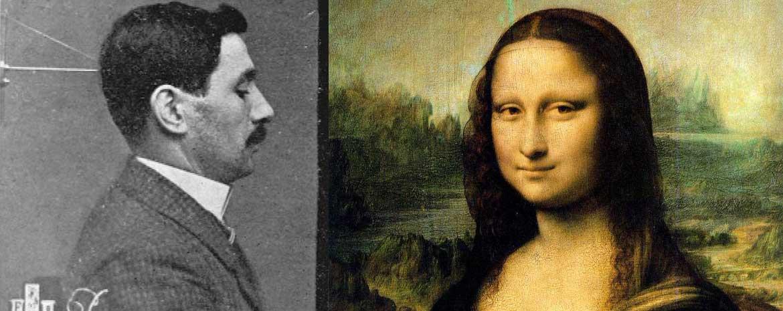 Vincenzo Peruggia e la Mona Lisa di Leonardo