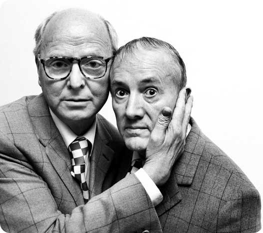 Gilbert e George