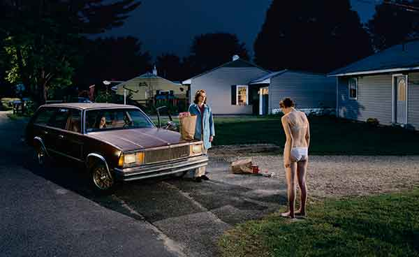 Gregory Crewdson - Untitled (Penitent Daughter)