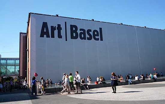 La fiera di Art Basel