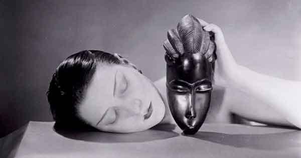 Man Ray, Noire et blanche - 1926