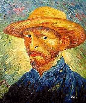 Van Gogh - Autoritratto
