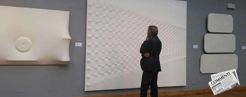 L'arte non fa più mondo, ma fa molto moda