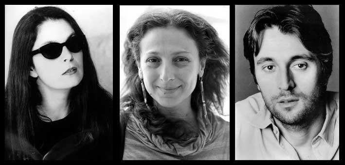 Grazia Toderi, Paola Pivi, Francesco Vezzoli