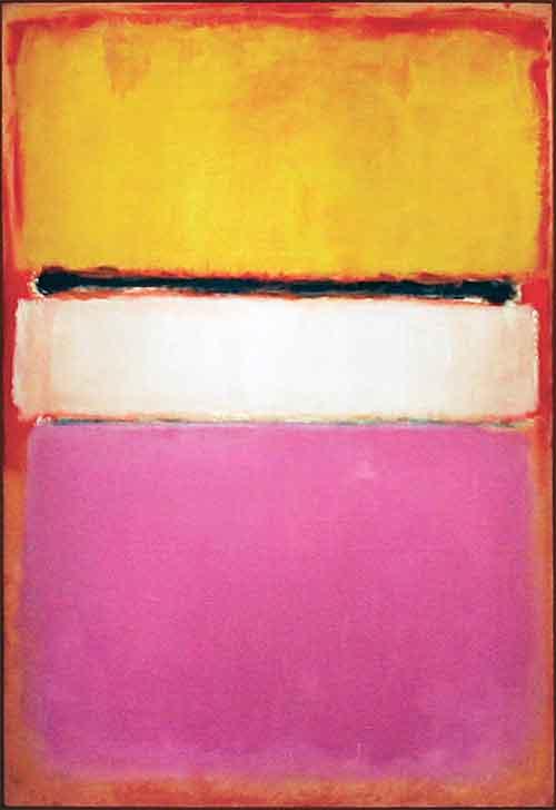 Mark Rothko - The Seagram Murals -Tate Modern
