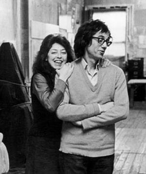 Christo e Jeanne Claude giovani