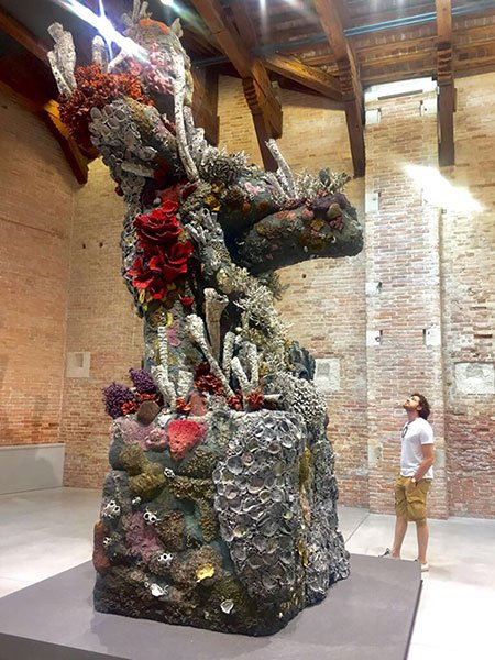 Treasures from the wreck - Damien Hirst a Palazzo Grassi