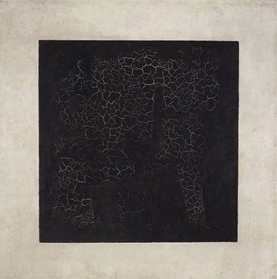 Malevic - Quadrato Nero del 1915