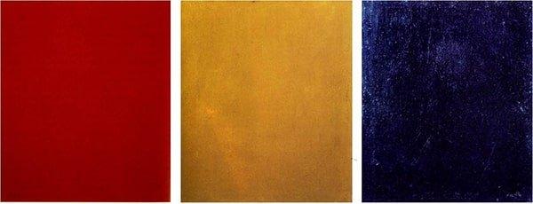 Rodchenko: Rosso, Giallo e Blu puri
